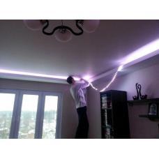 Как самому установить светодиодную ленту?>