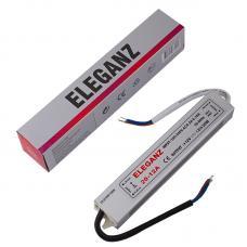 Блок питания для светодиодной ленты 20W герметичный (IP65)