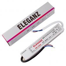 Блок питания для светодиодной ленты 30W герметичный (IP65)