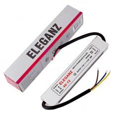 Блок питания для светодиодной ленты 40W герметичный (IP65)
