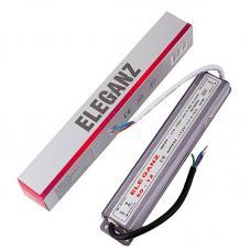 Блок питания для светодиодной ленты 50W герметичный (IP65)