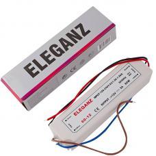 Блок питания для светодиодной ленты 60W герметичный (IP65)