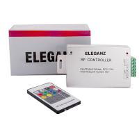 Кнопочный контроллер Eleganz для RGB LED ленты