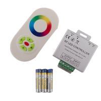 Полусенсорный контроллер Eleganz для RGB LED ленты 18А