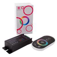 Сенсорный Touch iPhone Design контроллер Eleganz для RGB LED ленты 18A
