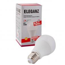Светодиодная лампа Eleganz Е27 A60 10W