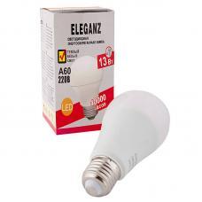 Светодиодная лампа Eleganz Е27 A60 13W