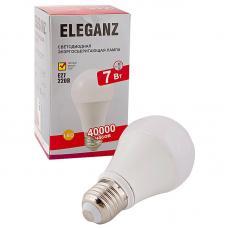 Светодиодная лампа Eleganz Е27 A60 7W