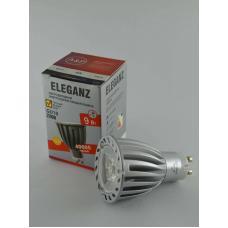 Светодиодная лампа Eleganz GU10 MR16 9W