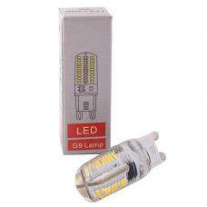Диммируемая светодиодная лампа Eleganz G9 5W