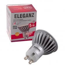 Светодиодная лампа Eleganz GU10 MR16 5W