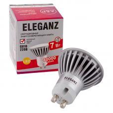 Светодиодная лампа Eleganz GU10 MR16 7W