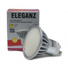 Светодиодная лампа Eleganz GU10 MR16 6W