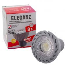 Светодиодная лампа Eleganz GU5.3 MR16 8W