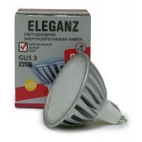 Светодиодная лампа Eleganz GU5.3 MR16 5W