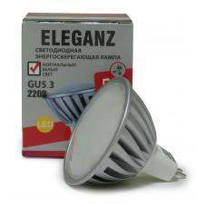 Светодиодная лампа Eleganz GU5.3 MR16 6W