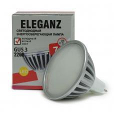 Светодиодная лампа Eleganz GU5.3 MR16 7W