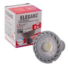 Диммируемая светодиодная лампа Eleganz GU5.3 MR16 8W