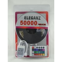 Комплект: LED лента Eleganz 14.4 Вт RGB + Контроллер + Трансформатор