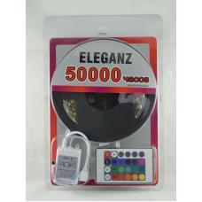 Комплект: LED лента Eleganz 7.2 Вт RGB + Контроллер + Трансформатор