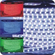 Светодиодная лента RGB Eleganz 5050 60 led 14.4Вт 220в