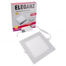 Светодиодная панель Eleganz 170*170*23 12W