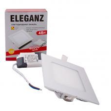 Светодиодная панель Eleganz 105*105*23 4W