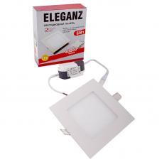 Светодиодная панель Eleganz 120*120*23 6W