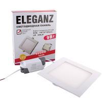 Светодиодная панель Eleganz 146*146*23 9W