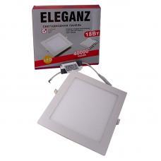 Светодиодная панель Eleganz 225*225*23 18W