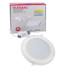 Светодиодный светильник Eleganz круглый 18W