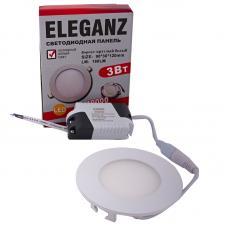 Светодиодная панель Eleganz 85*23 3W